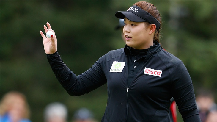 Fifth win of breakout season for Jutanugarn