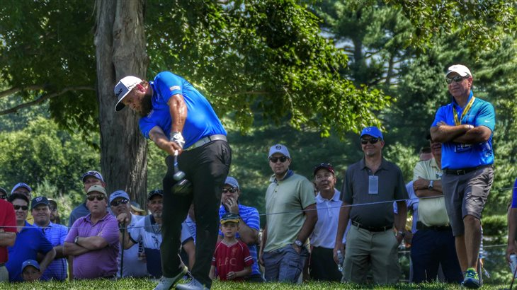 "Podcast: On the Tee with Andrew ""Beef"" Johnston at the PGA Championship"