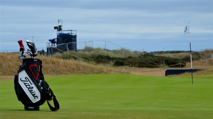 Photo Gallery: Team Titleist at the 147th Open Championship