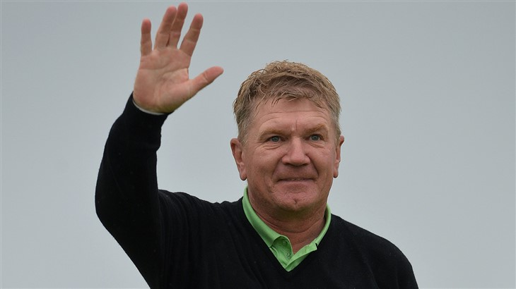 A major triumph for Broadhurst in Senior Open Championship debut