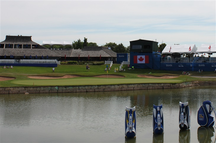 Gallery: Inside the Ropes at the RBC Canadian Open