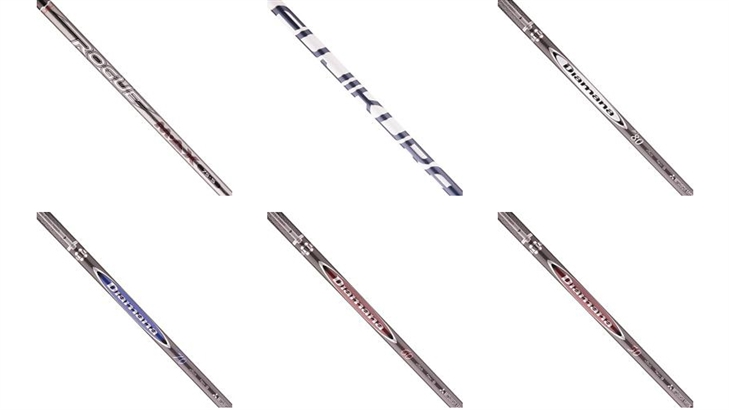 Titleist 917 fairways fshafts